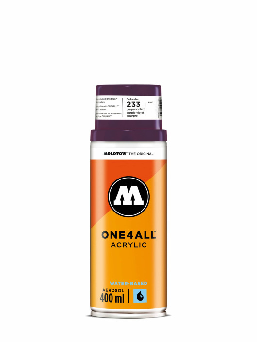Molotow Spuitbussen One4All Acrylic Spray 400 ml paars