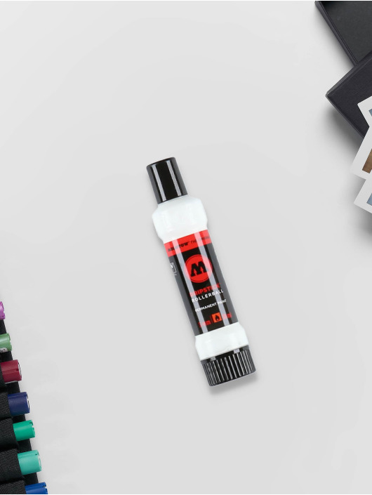 Molotow Tusj Dripstick Rollerball 3 mm hvit