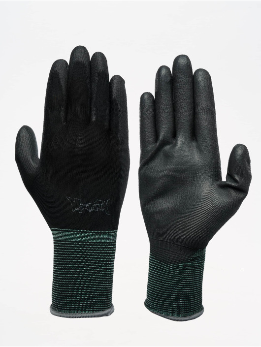 Montana Equipment PU Gloves Nylon S schwarz