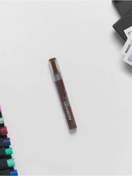 Montana Marker Acrylic Marker FINE 2mm braun