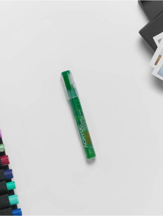 Montana Marker Acrylic Marker FINE 2mm shock green grün