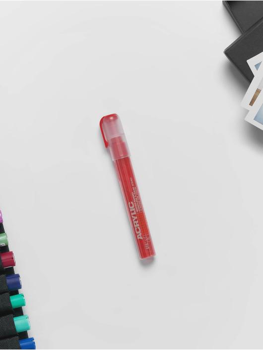 Montana Marker Acrylic Marker FINE 2mm shock red rot