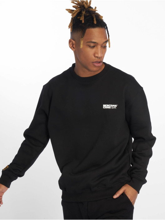 Montana Pullover Clothing schwarz