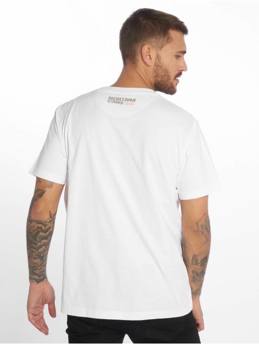 Montana T-Shirt  weiß
