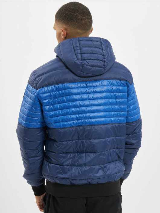 Moose Knuckles Puffer Jacket Terra Nova blau