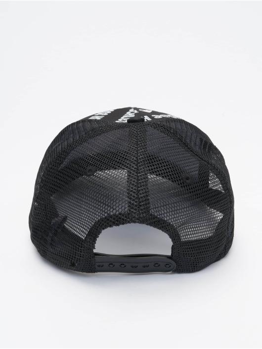 Moose Knuckles Trucker Cap Logo black