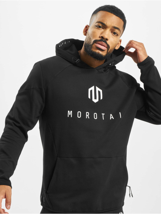 MOROTAI Hoodie NKMR Neo svart