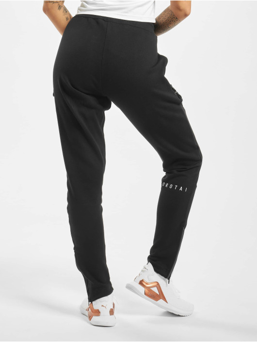 MOROTAI joggingbroek Naka Comfy Performance zwart