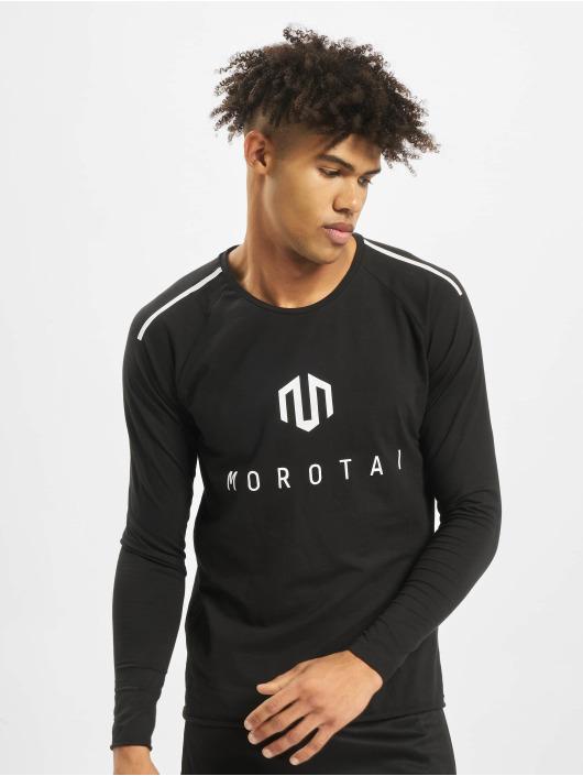 MOROTAI Långärmat NKMR Jersey Bonded svart