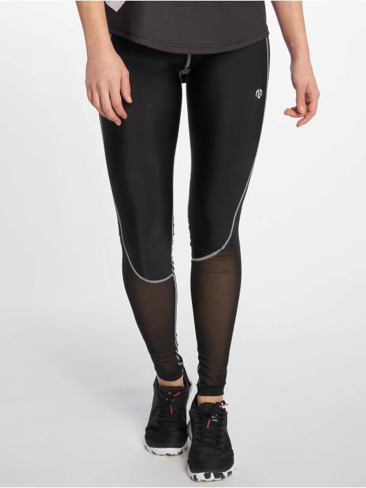 MOROTAI Legging Dual Mesh schwarz