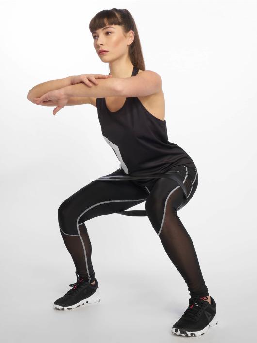 MOROTAI Legging/Tregging Dual Mesh black