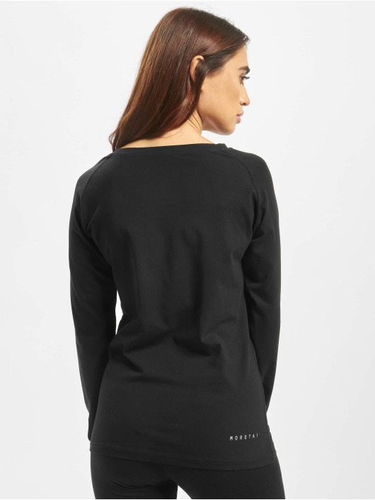 MOROTAI Longsleeve Naka Premium Brand black