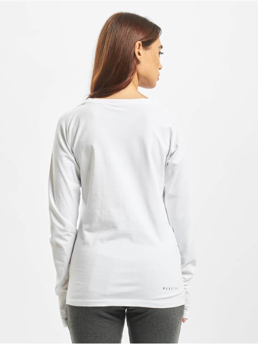 MOROTAI Longsleeve Naka Premium Brand white