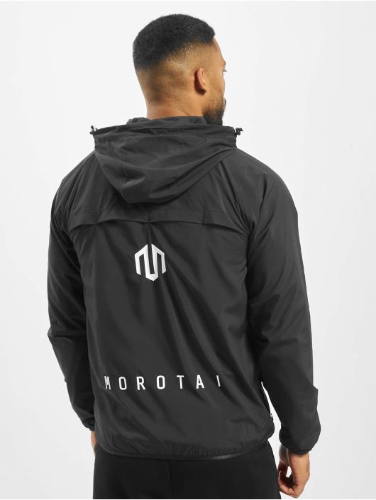 MOROTAI Overgangsjakker NKMR 2.0 sort
