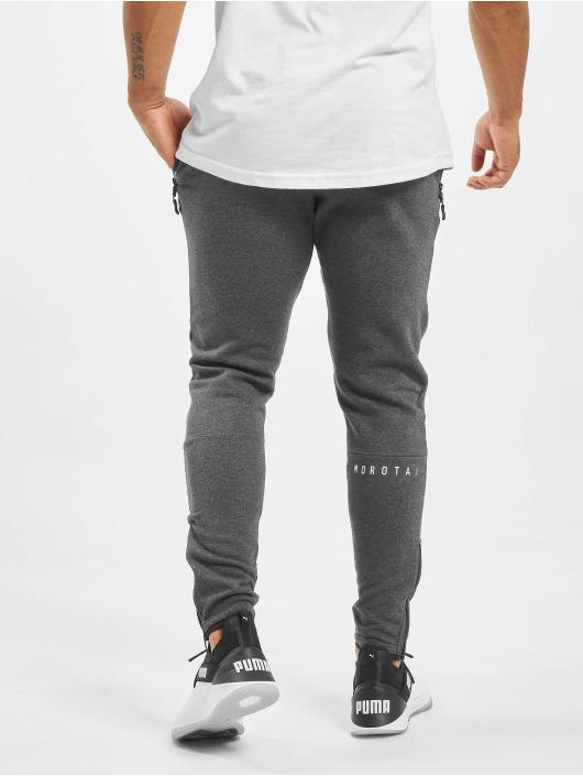 MOROTAI Pantalone ginnico NKMR Neotech grigio