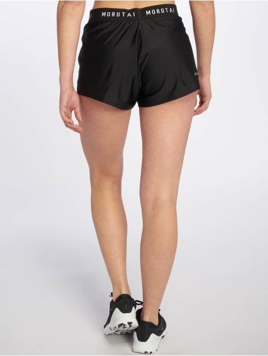 MOROTAI Shorts Loose schwarz