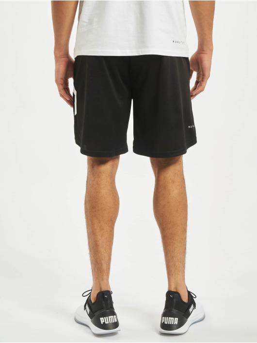 MOROTAI shorts NKMR 2.0 Tech zwart