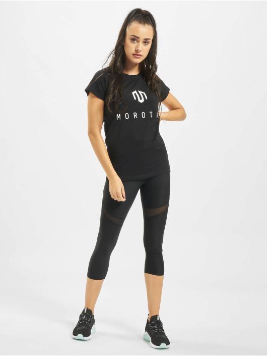 MOROTAI T-paidat Naka Premium Basic Brand harmaa