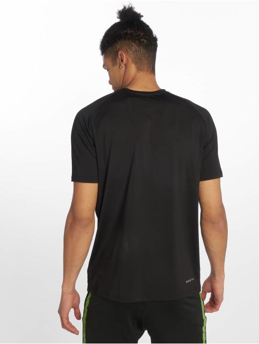 MOROTAI T-Shirt Performance Basic schwarz