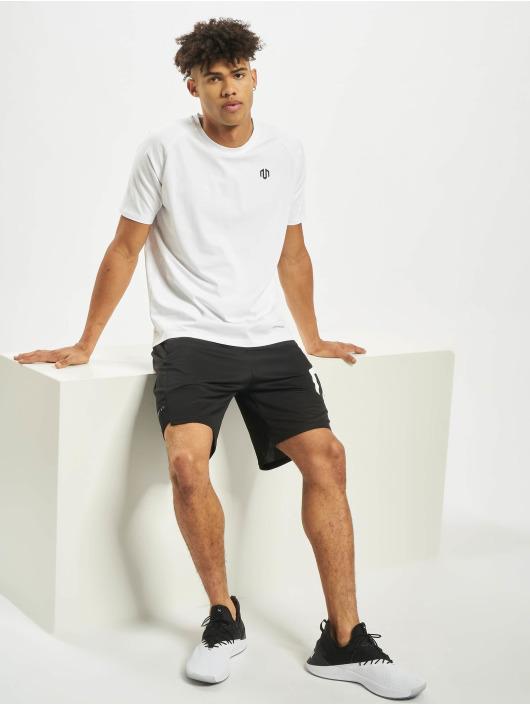 MOROTAI T-Shirt Premium Basic weiß
