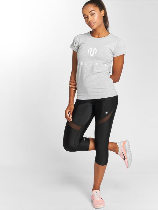 MOROTAI T-shirts Premium Basic Brand grå