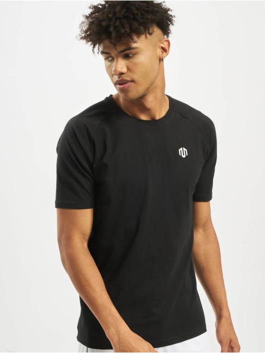 MOROTAI T-skjorter Premium Basic svart