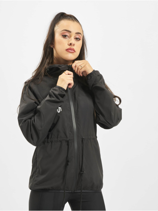 MOROTAI Transitional Jackets Naka Windbreaker 2.0 svart