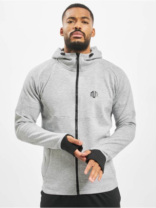 MOROTAI Zip Hoodie Sport Neotech grey