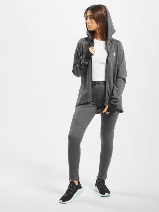 MOROTAI Zip Hoodie Naka Comfy Performance grey
