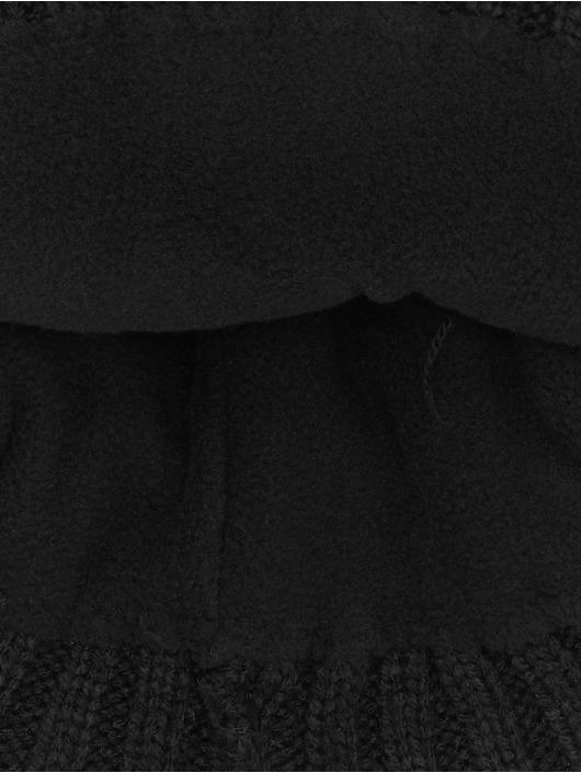 MSTRDS Čiapky Cable Flap èierna