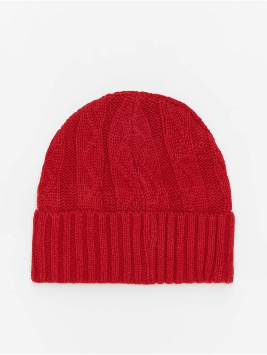 MSTRDS шляпа Cable Flap красный