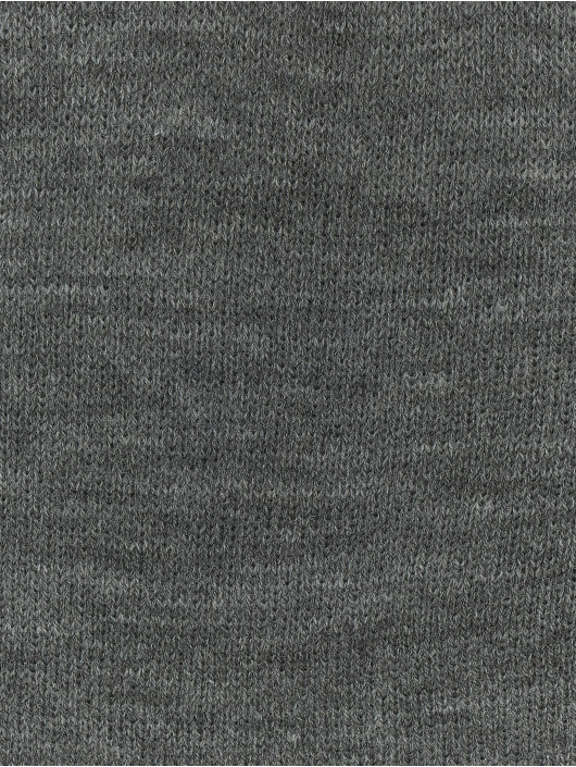 MSTRDS Beanie Basic Flap Long grau