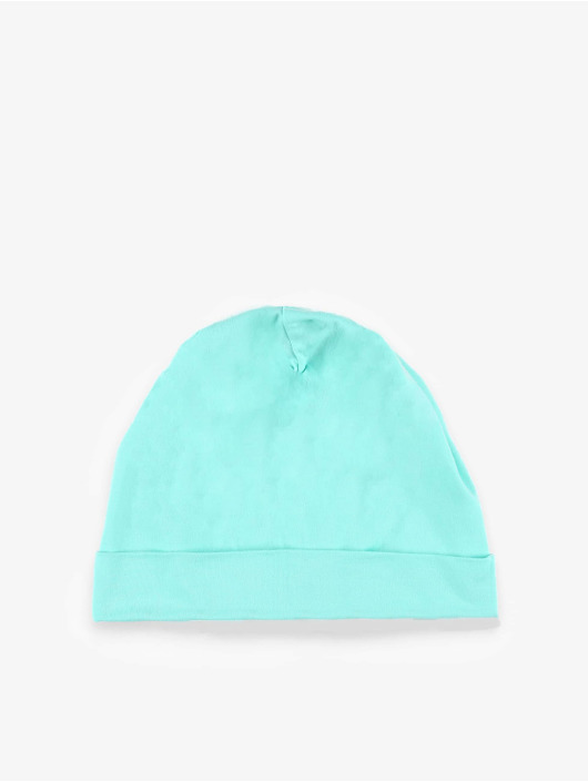 MSTRDS Beanie Pastel Jersey turquoise