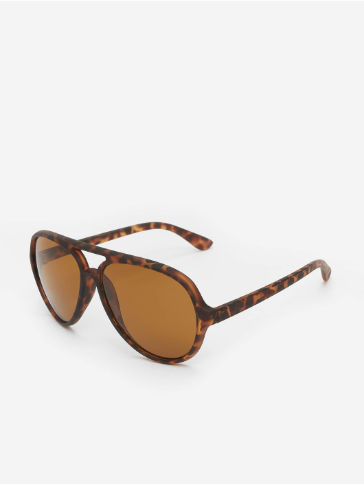 MSTRDS Briller Amber brun
