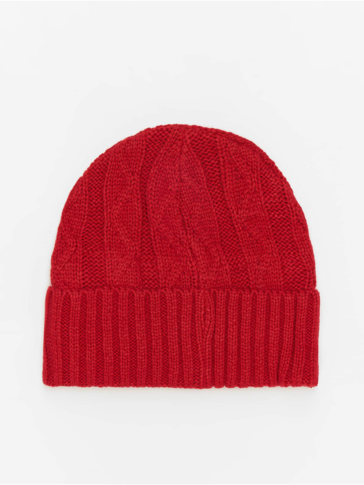 MSTRDS Hat-1 Cable Flap red
