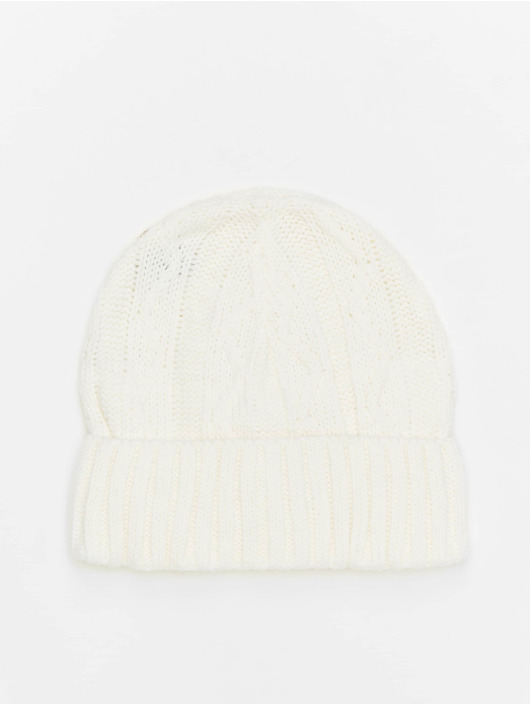 MSTRDS Hat-1 Cable Flap white