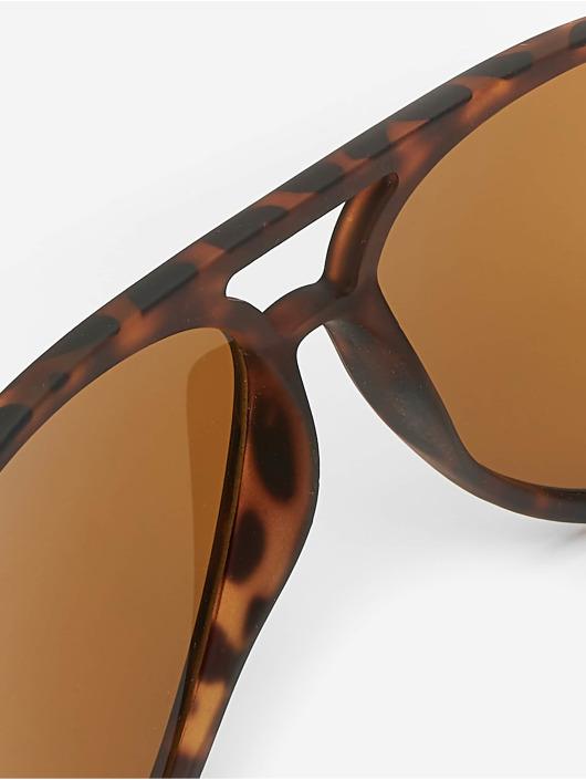 MSTRDS Lunettes de soleil Amber brun