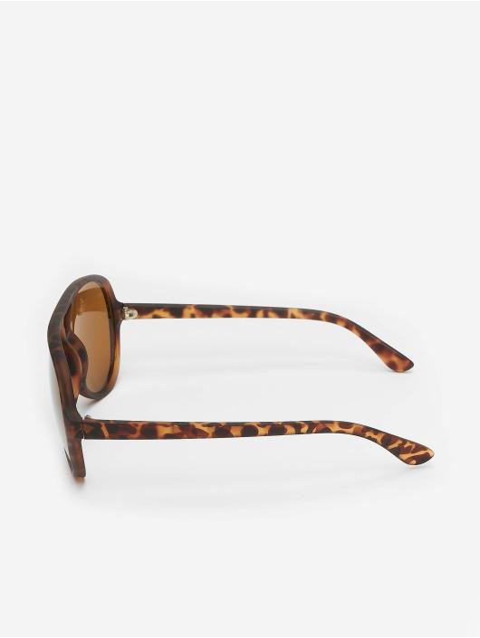 MSTRDS Okulary Amber brazowy