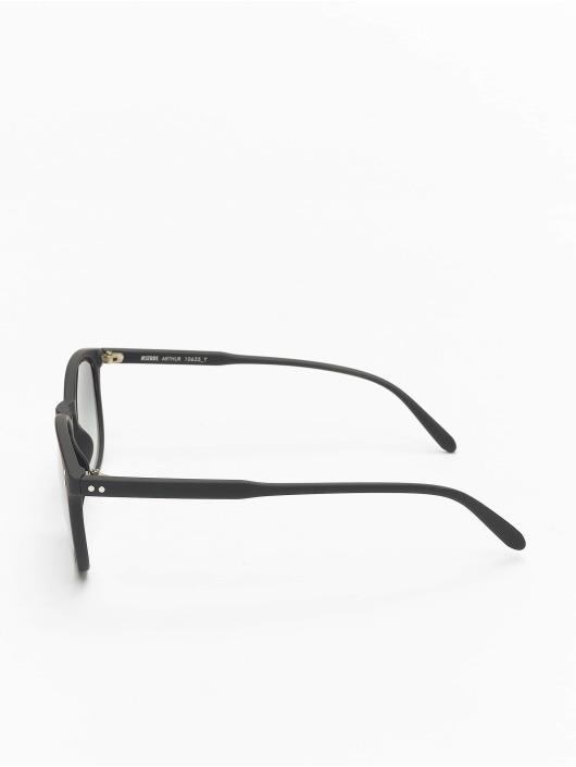 MSTRDS Okulary Arthur Youth czarny
