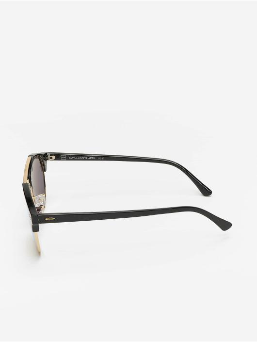 MSTRDS Okulary April czarny