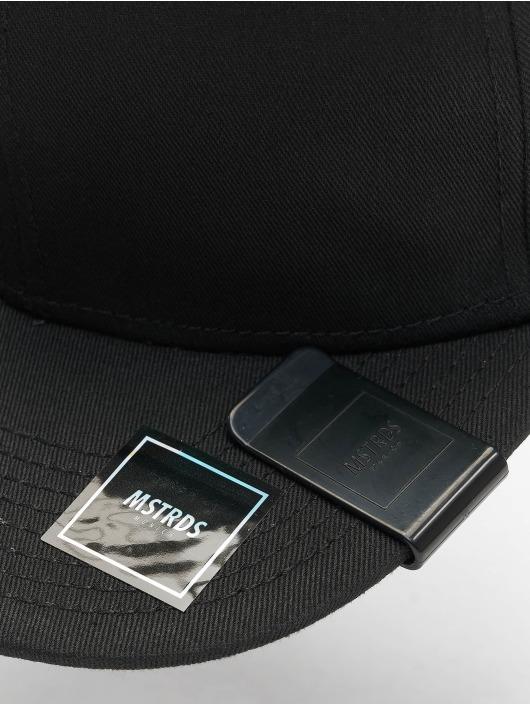 MSTRDS Snapback Money Clip èierna