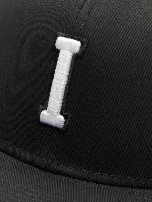 MSTRDS Snapback Cap I Letter black