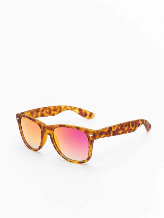 MSTRDS Sonnenbrille Likoma Youth braun