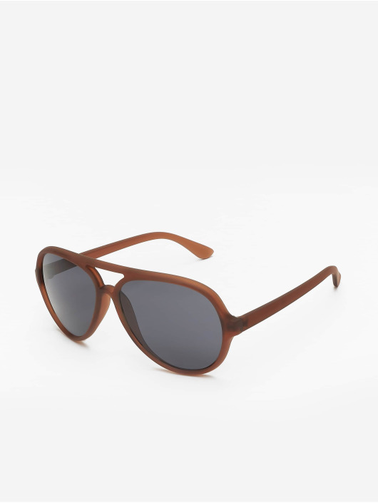 MSTRDS Sonnenbrille Whalt braun