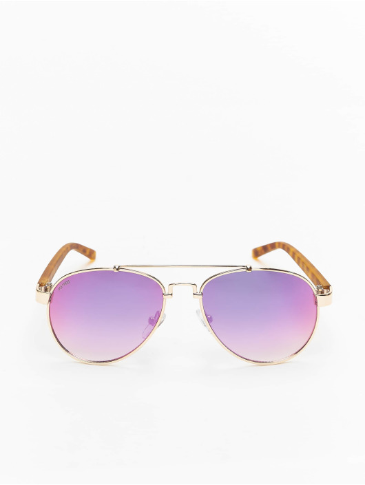MSTRDS Sonnenbrille Mumbo Youth goldfarben
