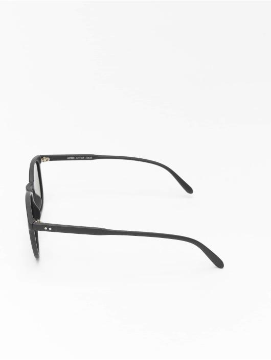 MSTRDS Sonnenbrille Arthur Polarized Mirror schwarz