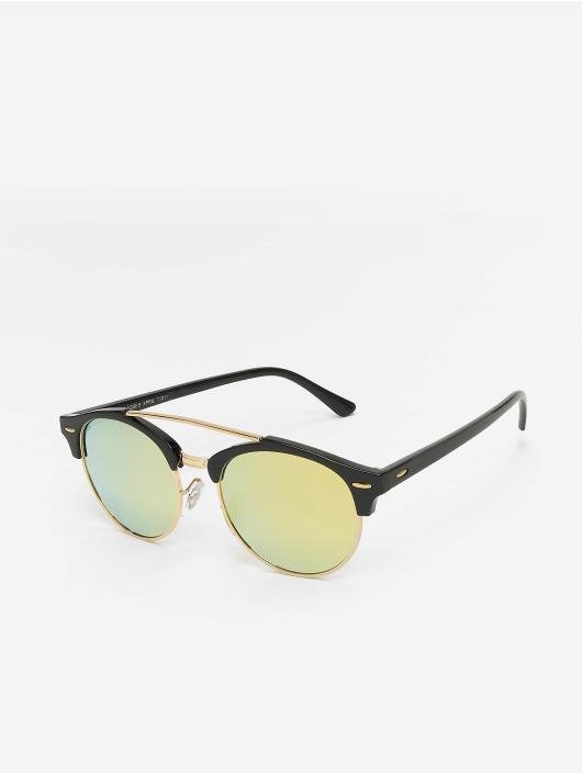 MSTRDS Sonnenbrille April schwarz