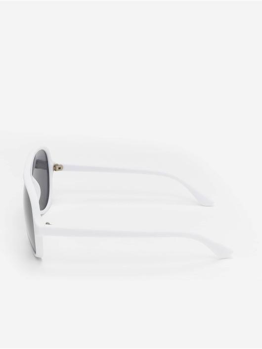 MSTRDS Sonnenbrille Whalt weiß