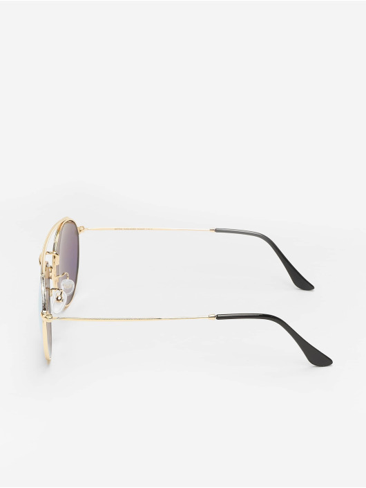 MSTRDS Sunglasses August gold colored
