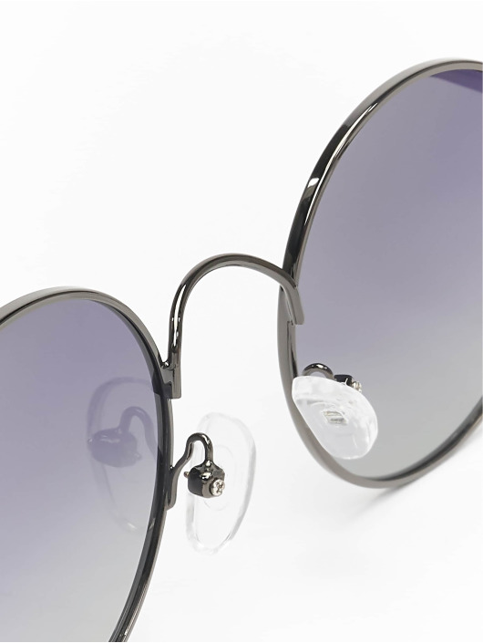 MSTRDS Sunglasses Flower Mirror silver